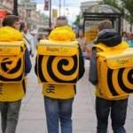 Яндекс еда — вакансии курьер