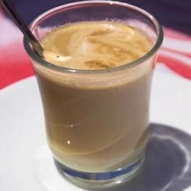Раф-кофе и его приготовление