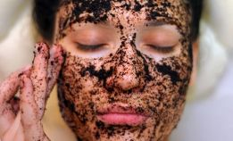 Кофейная маска для лица и ее приготовление