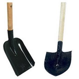 Все о совковой лопате