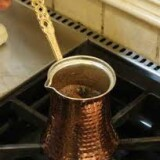 Как готовить кофе в турке?