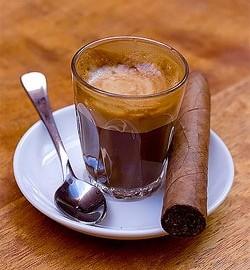 Кубинский кофе и его приготовление