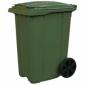 Пластмассовые контейнеры для мусора: плюсы и особенности