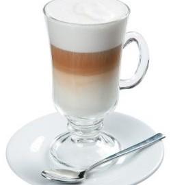 Приготовление кофе латте в домашних условиях